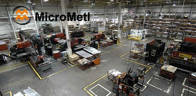 MicroMetl Partial Plant Floor