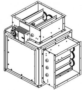 Cube Mixing Box At MicroMetl