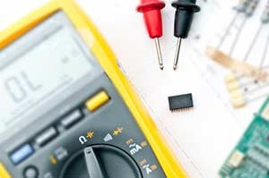 Multimeter At MicroMetl