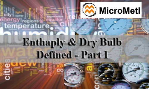 HVAC Enthalpy And Dry Bulb Defined At MicroMetl