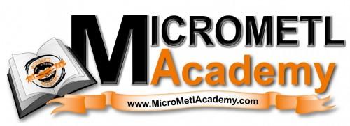 MicroMetl Academy Logo