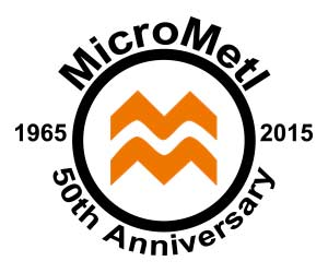 MicroMetl-50th-Logo