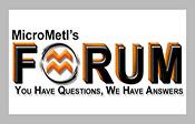 MicroMetl Forum Logo Small