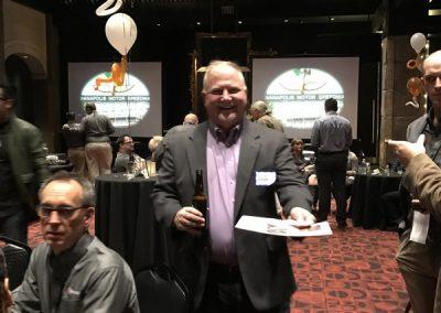 MicroMetl Las Vegas AHR Hospitality Event