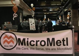 MicroMetl Las Vegas AHR Hospitality Event Opening day of the 2017 AHR Expo in Las Vegas - Featured