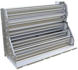 Low Leak Economizer MicroMetl
