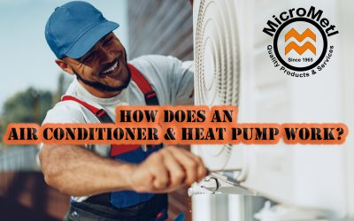How Does An Air Conditioner & Heat Pump Work? – Basic HVAC Tutorial